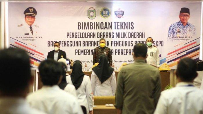 Tingkatkan Retribusi Pajak, Walikota Parepare Taufan Pawe Sosialisasikan Transaksi Digital