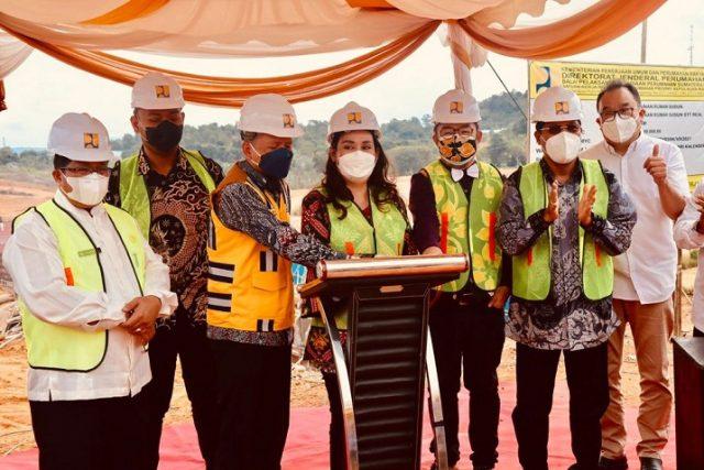 Cen Sui Lan dan Kementerian PUPR Bangun Rusun Senilai Rp.16,8 Miliar Untuk Mahasiswa di Batam