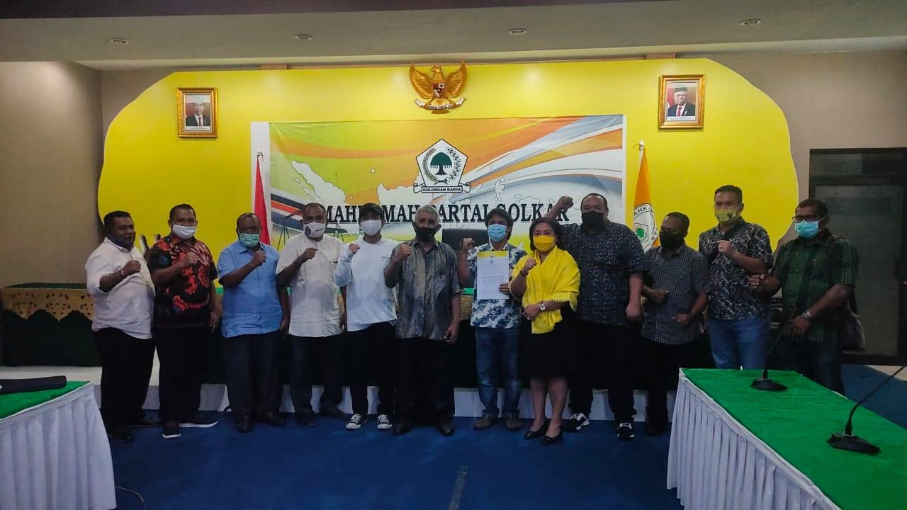 Ada Intimidasi dan Cacat Hukum, Mahkamah Partai Diminta Batalkan Musda III Golkar Papua Barat