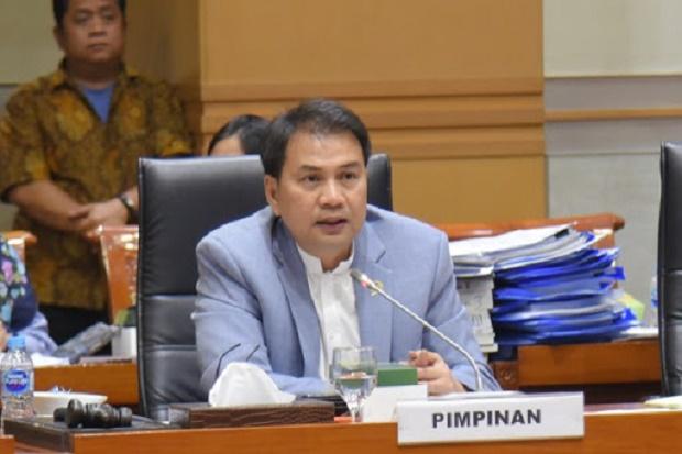 Azis Syamsuddin Terima Masukan MUI Terkait RUU Cipta Kerja dan RUU BPIP