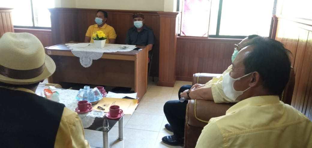 Polemik Tanah Pasar Umum Gianyar, Fraksi Golkar Dorong Pemda Dialog Dengan Desa Adat