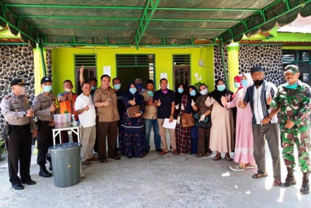 Salim Fakhry Apresiasi Tim Medis dan TNI-Polri Cegah COVID-19 di Aceh Tenggara