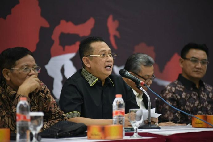 Bambang Soesatyo Ungkap Kunci Hemat Anggaran Pemilu Adalah Digitalisasi