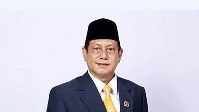 Anggota Fraksi Golkar DPRD Kalsel, H Rudiansyah Meninggal Dunia