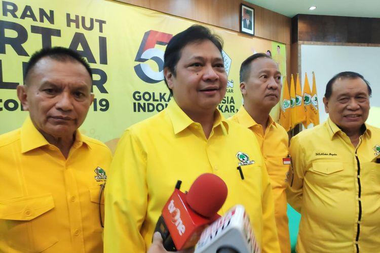 Airlangga Ungkap 56 Tahun Perjalanan Partai Golkar Malang Melintang Berkontribusi Bagi Bangsa