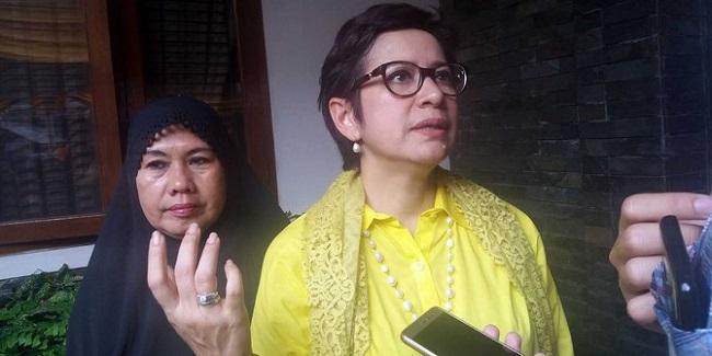 Bebaskan Siti Aisyah, Nurul Arifin Puji Diplomasi Kemenlu di Malaysia
