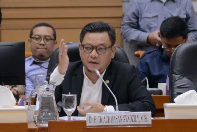Sesalkan Pemotongan Bansos di Tangerang, Ace Hasan: Usut Tuntas! Tempuh Langkah Hukum