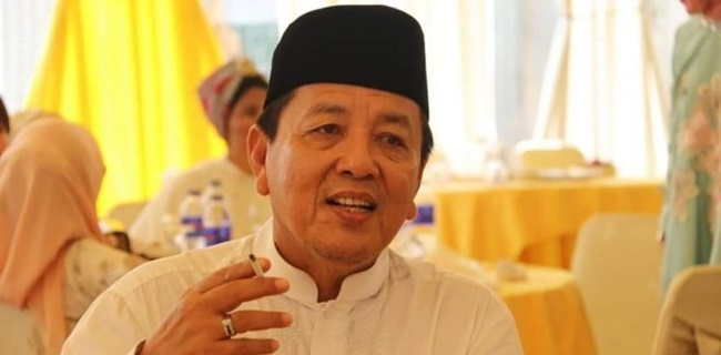 Golkar Lampung Targetkan 46 Ribu Dosis Vaksinasi Masyarakat Umum