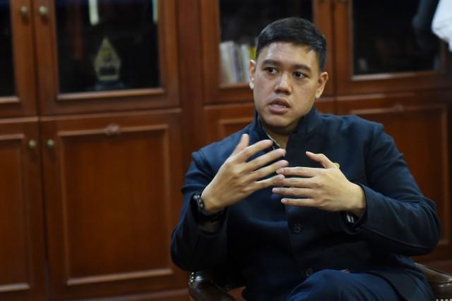 Hindari Konflik, Dave Laksono Minta Kejelasan Kerjasama Pengelolaan Natuna Dengan China