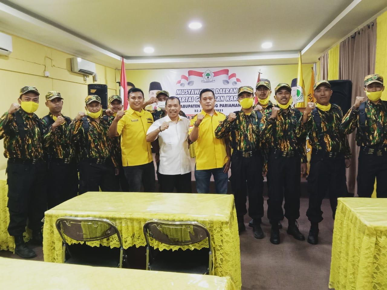 Konflik Internal Golkar Padang Pariaman Berujung ke Mahkamah Partai
