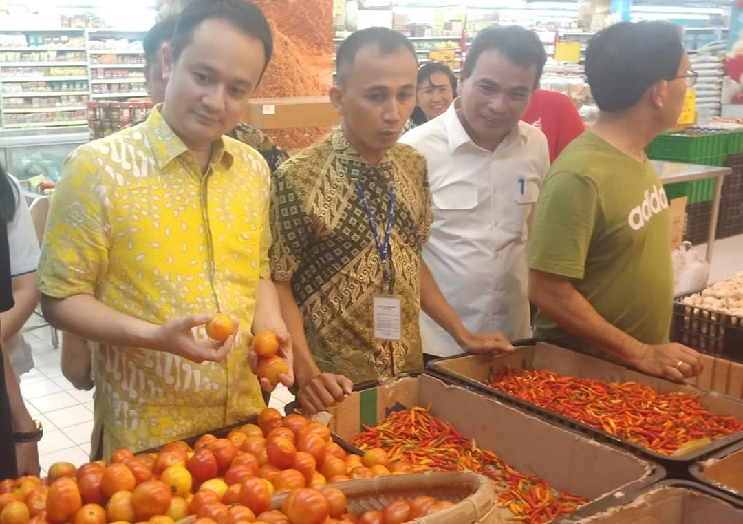 Jerry Sambuaga Optimis Revitalisasi Pasar Rakyat Bakal Dongkrak Ekonomi Daerah