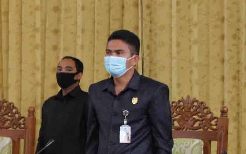 Wakil Ketua DPRD Gunung Mas, Binartha Apresiasi PLN Atas Listrik Masuk Desa di Manuhing
