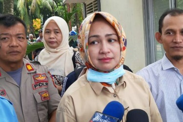 Hasil Evaluasi, Walikota Airin Rachmi Diany Kembali Perpanjang PSBB Keenam di Tangsel