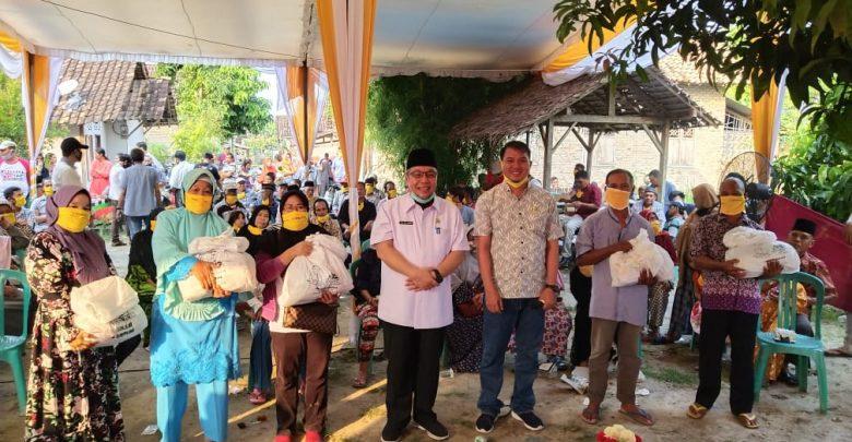 Tony Eka Candra Sosialisasi Perda Ketahanan Keluarga di Ketapang Lampung Selatan