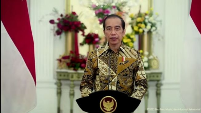 Data Pribadi Presiden Jokowi Bocor di Medsos, Adies Kadir Sindir Tugas Polisi Siber