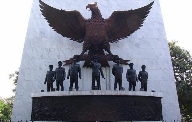 Partai Golkar, Benteng Pancasila Dari Komunis