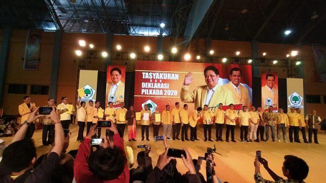 Minus Toraja dan Gowa, Inilah 10 Jagoan Golkar di Pilkada se-Sulsel 2020