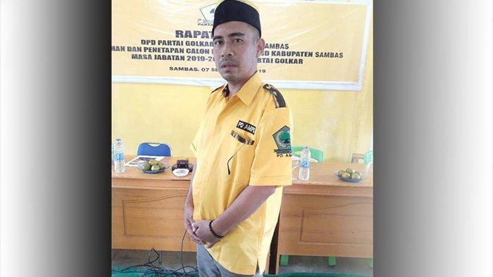 AMPG Kabupaten Sambas Dorong Arifidiar Maju di Pilbup 2020