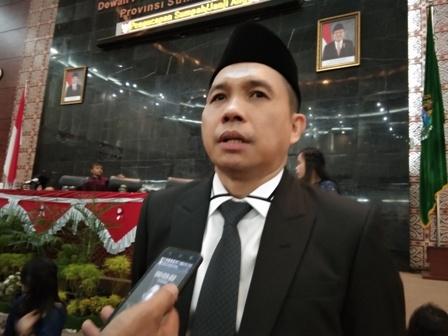 Irham Buana Nasution Minta Fraksi Golkar Bersuara Lantang Soal Pembentukan BNN Kota Medan