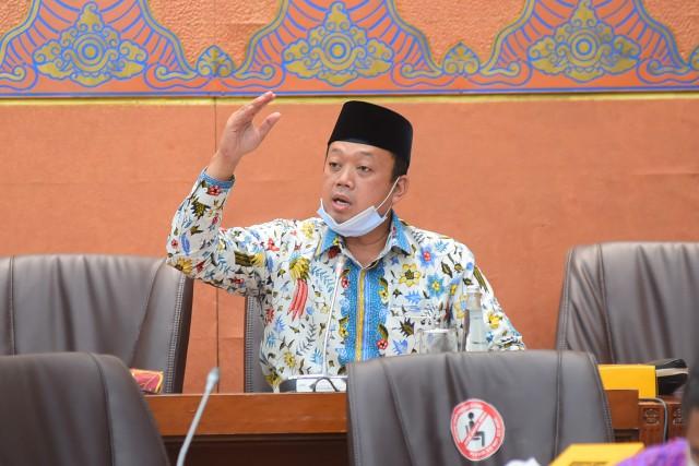 Nusron Wahid Dorong Peningkatan Sistem dan Kapasitas SDM Kementerian Investasi