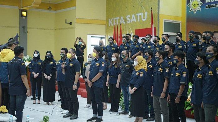 Terpilih Pimpin AMPI Kalbar, Arief Rinaldi Siap Rangkul Kaum Muda Untuk Bangun Optimisme
