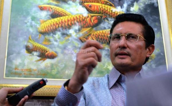 Perbaiki Internal, Fadel Muhammad Minta Airlangga Dibiarkan Pimpin Golkar Lagi