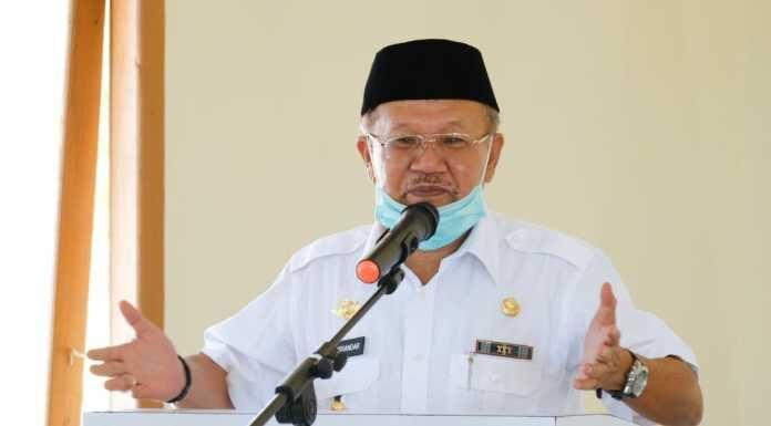 Bupati Jeneponto Iksan Iskandar Tegaskan Taufan Pawe Aset Berharga Golkar Sulsel