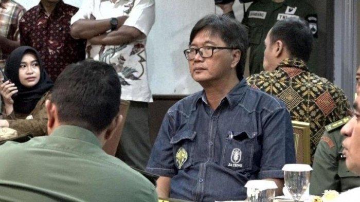Anggota Fraksi Golkar DPRD Kota Semarang Wisnu Pudjonggo Meninggal Dunia