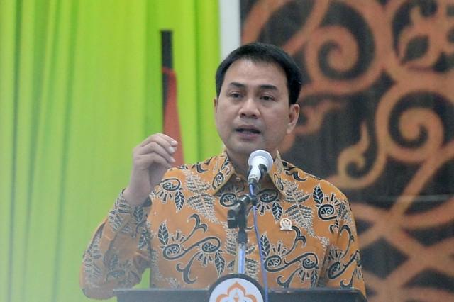 Azis Syamsuddin Sebut Galungan dan Kuningan Momentum Berdoa Indonesia Bebas COVID-19