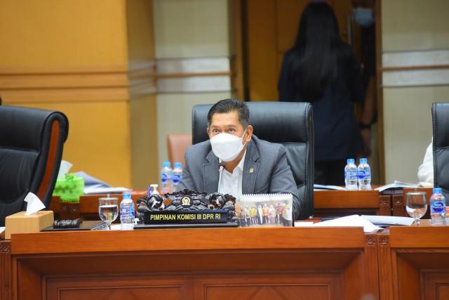 Adies Kadir Dukung PPATK Tingkatkan Pencegahan Tindak Pidana Pencucian Uang dan Pendanaan Teroris