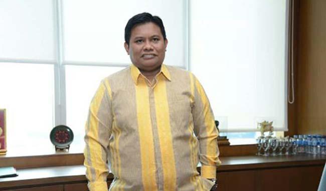 Momentum Regenerasi, Abdul Rahman Farisi Siap Jadi Ketua Golkar Sultra