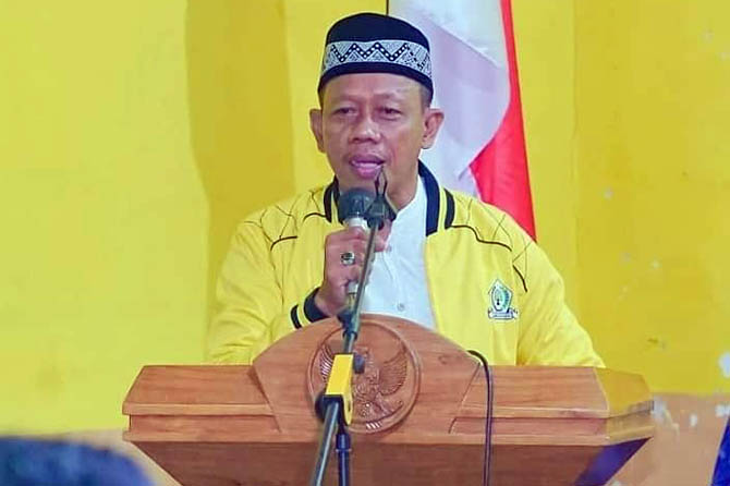 Ketua Golkar Kota Pasuruan, HM Toyib: Ahli Ekonomi, Airlangga Paling Tepat Jadi Capres 2024