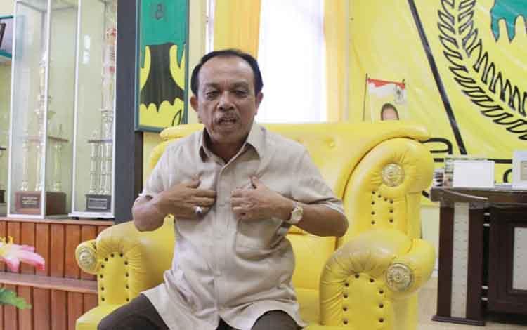 Fraksi Golkar Dukung Pemekaran Kotawaringin Raya Pisah Dari Provinsi Kalteng