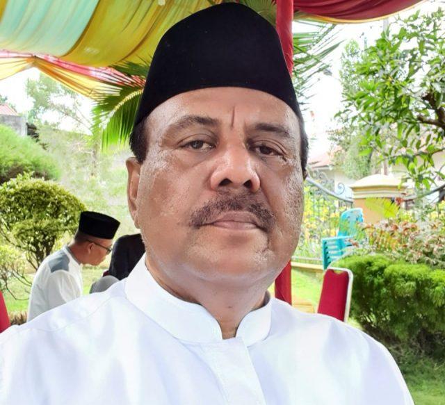 Ketua Fraksi Golkar DPR Aceh Ali Basrah Desak Tambang Emas Ilegal Segera Disetop