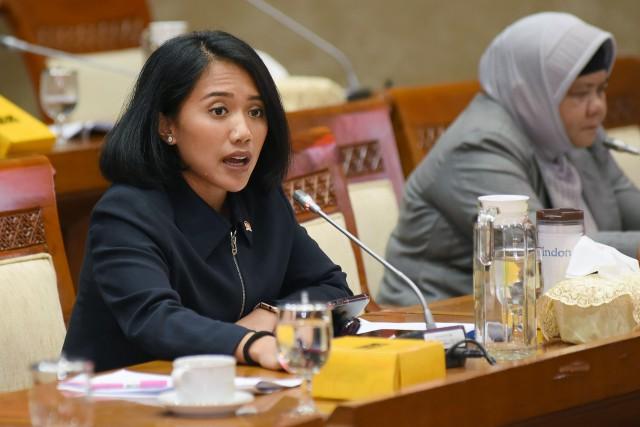 Puteri Komarudin Apresiasi Pemerintah Umumkan Insentif Listrik Gratis