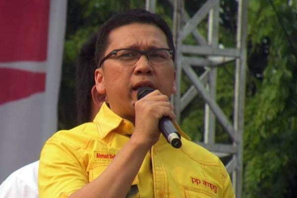 Ahmad Doli Kurnia Minta SBY Tidak Mempolitisasi Pembentukan Pansus Jiwasraya