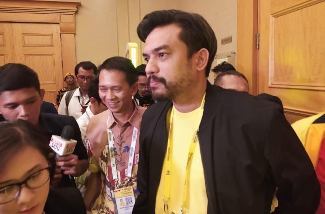 Elektabilitas Golkar Disalip Demokrat, Maman Abdurrahman Angkat Topi