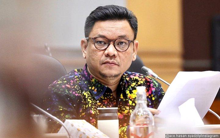 Ace Hasan Kecewa Pengetahuan Komisioner KPAI Tentang Kehamilan Sangat Dangkal