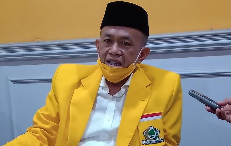 Ade Barkah Optimis Partai Golkar Menangkan 5 Pilkada se-Jawa Barat