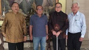 Aburizal Bakrie Tegaskan Badan Arbitrase Nasional Indonesia Didirikan KADIN