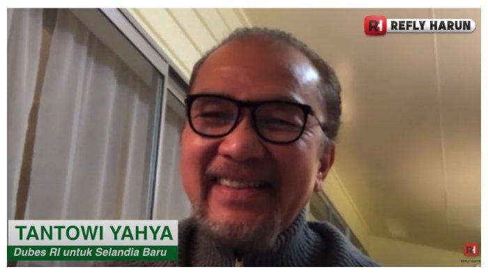 Tantowi Yahya Lebih Pilih Jokowi Daripada Airlangga dan Helmi Yahya, Ini Alasannya