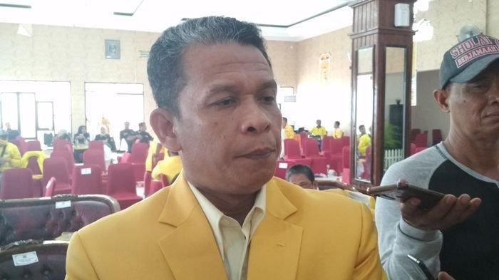 Terpilih Pimpin Golkar Muratara, Hasbi Asadiki Siap Dongkrak Perolehan Dua Kursi DPRD