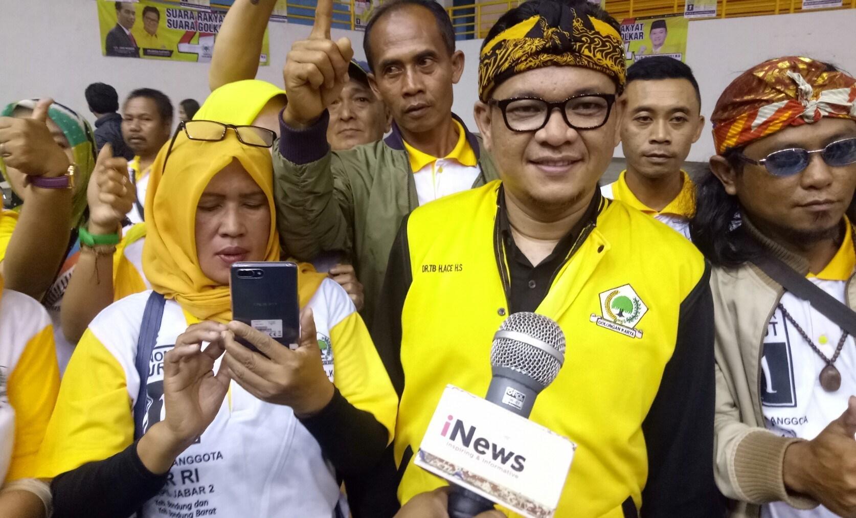Diusung Golkar, Ace Hasan Diprediksi Bakal Menang Mudah di Pilkada Tangsel 2020