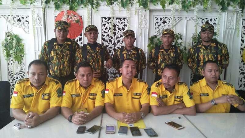 Terkait Dukungan Caketum di Munas, AMPG Kota Bekasi Ikut Arahan Rahmat Effendi