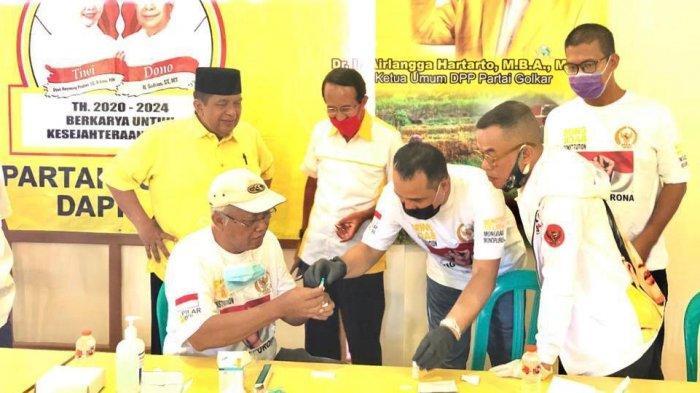 Bamsoet Kirim APD, Rapid Test dan Paket Sembako ke Purbalingga, Banjarnegara, Kebumen