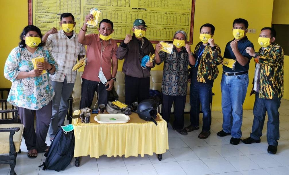 Peduli COVID-19, AMPG Bagikan Ribuan Masker Untuk PK se-Bondowoso dan Masyarakat