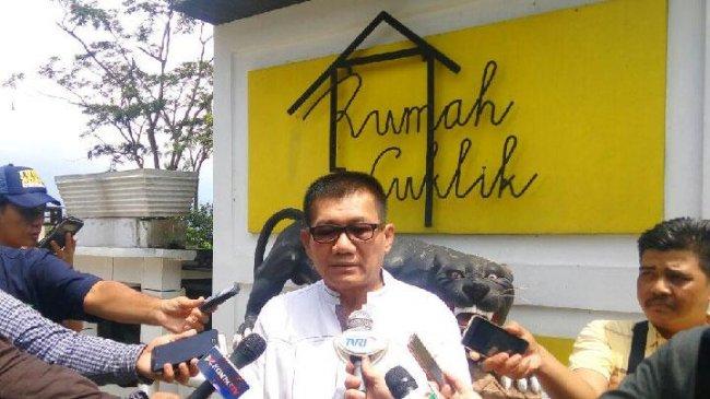 Rumah Cuklik di Ciburayut, Pusat Pengabdian Agun Gunandjar Sebagai Kader SOKSI dan Politisi Golkar
