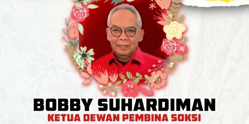 Innalillahi, Ketua Dewan Pembina SOKSI Bobby Suhardiman Meninggal Dunia