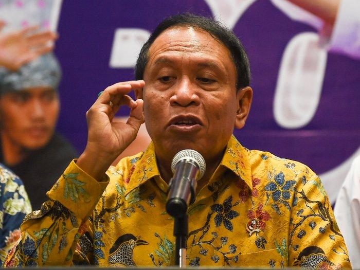 Liga Indonesia Dihentikan, Menpora Zainudin Amali Minta PSSI Perhatikan Nasib Pemain dan Wasit