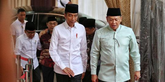 Doli Nilai Jokowi Lebih Merasa Nyaman Dengan Bamsoet